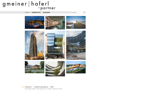 Website gmeiner-haferl.com
